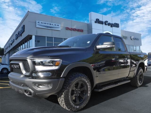2020 Ram 1500 REBEL QUAD CAB 4X4 6'4 BOX Knoxville TN