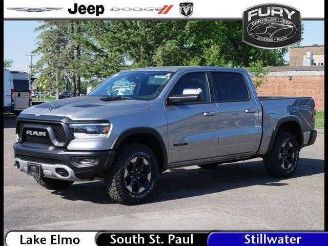 2020 Ram 1500 Rebel 4x4 Crew Cab 5'7 Box Lake Elmo MN