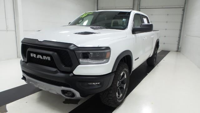 2020 Ram 1500 Rebel 4x4 Crew Cab 5'7 Box Topeka KS