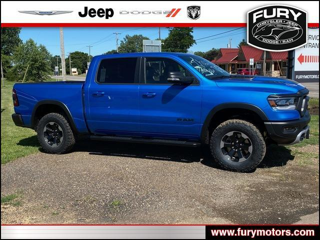 2020 Ram 1500 Rebel 4x4 Crew Cab 5'7 Box Stillwater MN