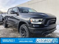 Ram 1500 Rebel Black Package Crew Cab 4x4 2020