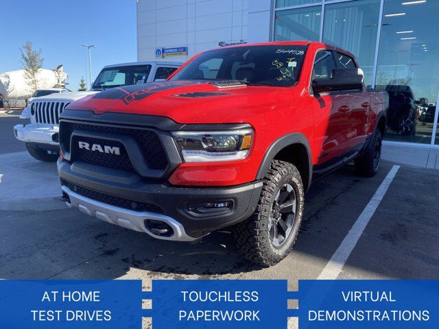 2020 Ram 1500 Rebel St. Albert AB