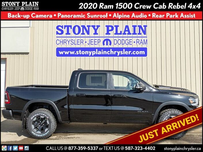 2020 Ram 1500 Rebel Stony Plain AB
