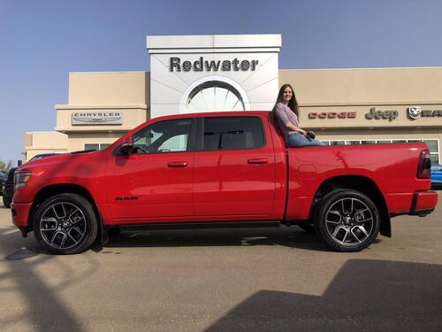 2020_Ram_1500_Sport_ Redwater AB