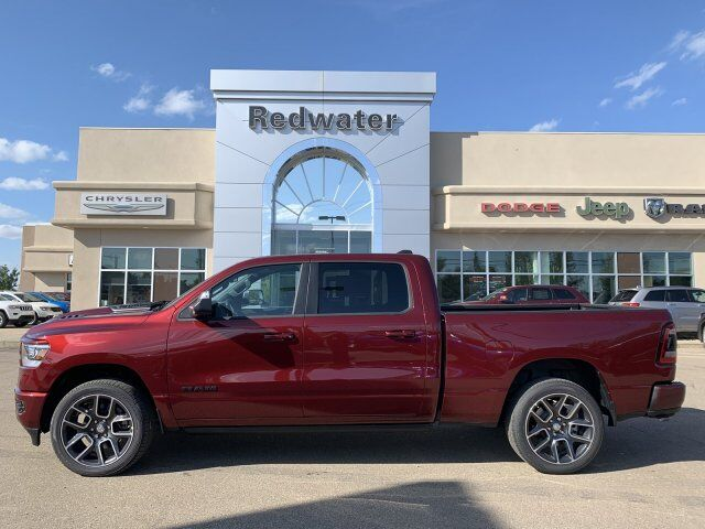 2020 Ram 1500 Sport Redwater AB