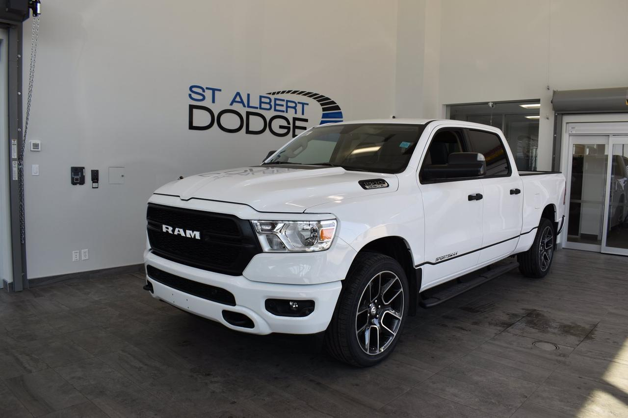 2020 Ram 1500 Sportsman Edition w/ Aftermarket Package