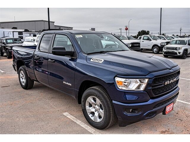 2020 Ram 1500 TRADESMAN QUAD CAB 4X2 6'4 BOX Andrews TX