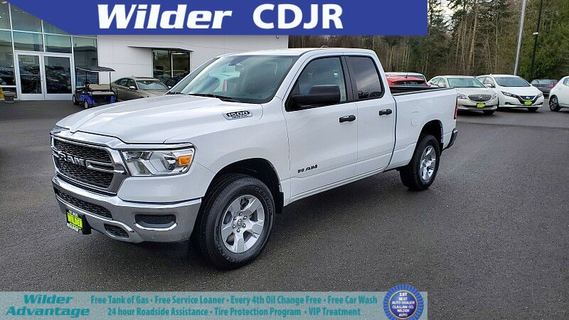 2020 Ram 1500 TRADESMAN QUAD CAB 4X4 6'4 BOX Port Angeles WA