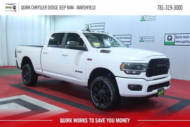"2020 Ram 2500 Big Horn 4x4 Crew Cab 6'4"" Box Marshfield MA"