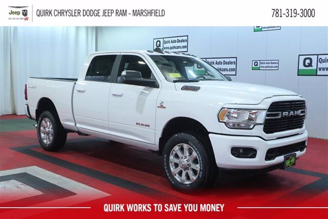 2020 Ram 2500 BIG HORN CREW CAB 4X4 6'4 BOX Marshfield MA