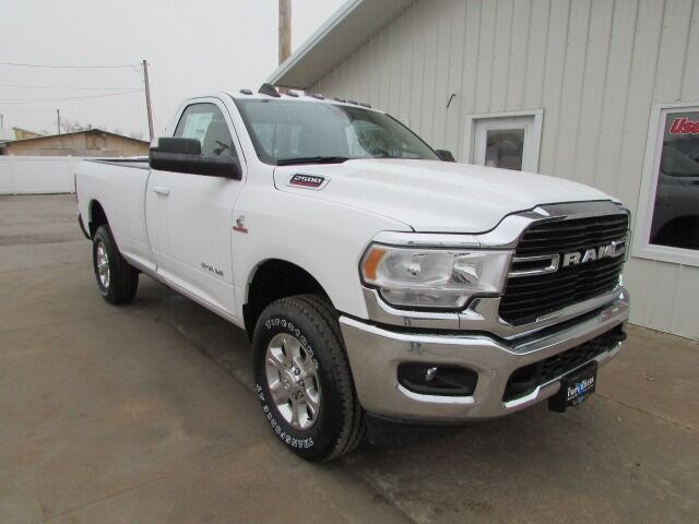 2020 Ram 2500 BIG HORN REGULAR CAB 4X4 8' BOX Beatrice NE