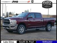 Ram 2500 Big Horn 4x4 Crew Cab 6'4 Box 2020