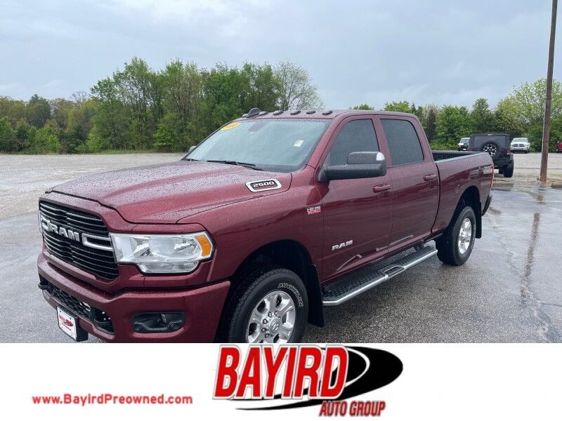 2020 Ram 2500 Big Horn West Plains MO