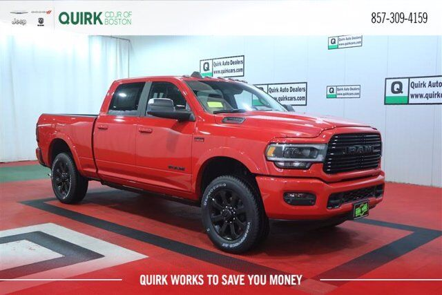 "2020 Ram 2500 Laramie 4x4 Crew Cab 6'4"" Box Boston MA"