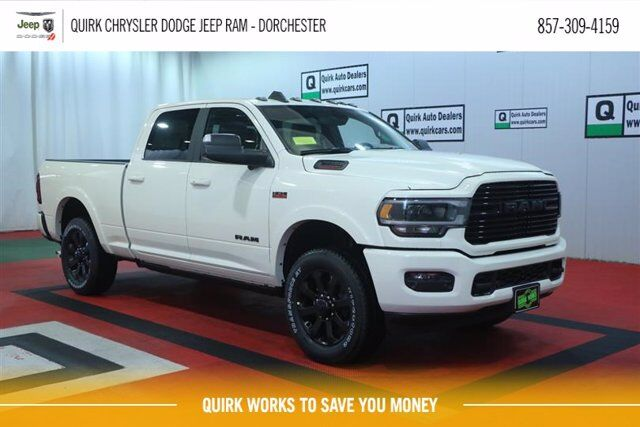 2020 Ram 2500 LARAMIE CREW CAB 4X4 6'4 BOX Boston MA