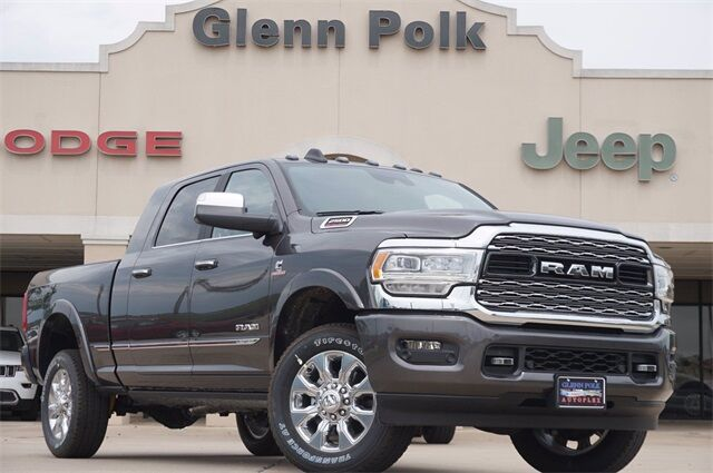 2020 Ram 2500 LIMITED MEGA CAB 4X4 6'4 BOX Gainesville TX