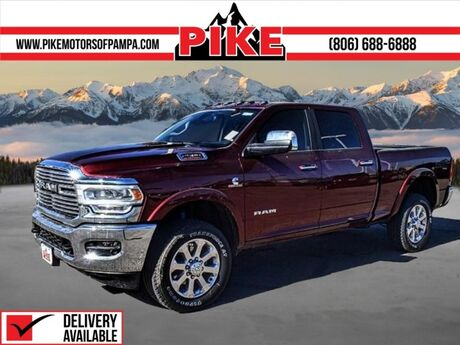 2020 Ram 2500 Laramie Pampa TX