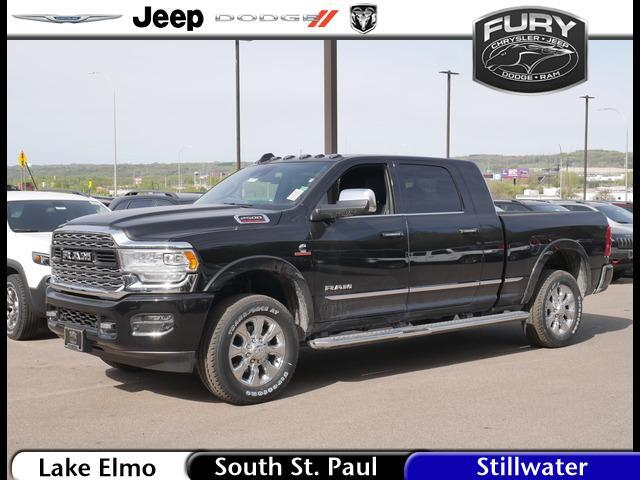 2020 Ram 2500 Limited 4x4 Mega Cab 6'4 Box Lake Elmo MN