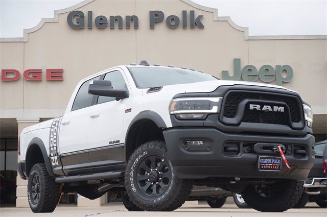 2020 Ram 2500 POWER WAGON CREW CAB 4X4 6'4 BOX Gainesville TX
