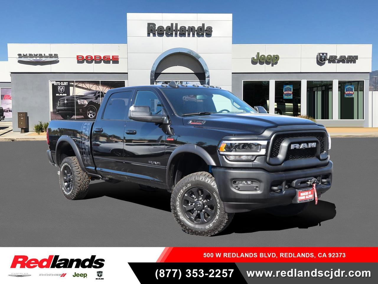 2020 Ram 2500 POWER WAGON CREW CAB 4X4 6'4 BOX Redlands CA