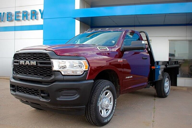 2020 Ram 2500 TRADESMAN REGULAR CAB 4X4 8' BOX Harper KS