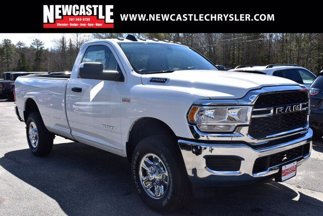 2020 Ram 2500 TRADESMAN REGULAR CAB 4X4 8' BOX Newcastle ME