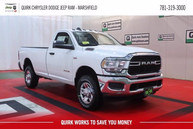 2020 Ram 2500 TRADESMAN REGULAR CAB 4X4 8' BOX Marshfield MA