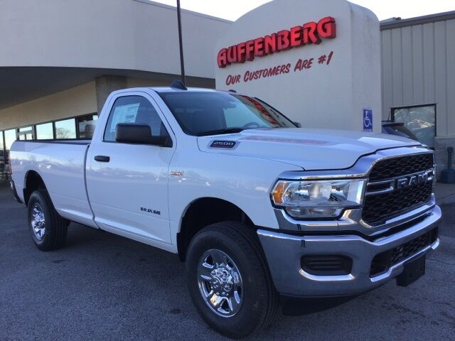 2020 Ram 2500 TRADESMAN REGULAR CAB 4X4 8' BOX