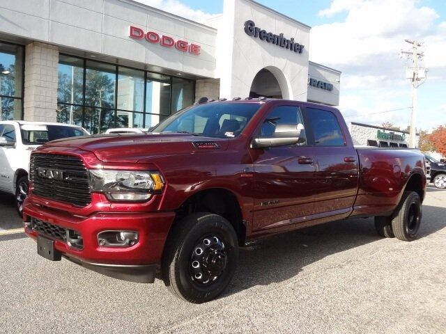 2020 Ram 3500 BIG HORN CREW CAB 4X4 8' BOX Chesapeake VA
