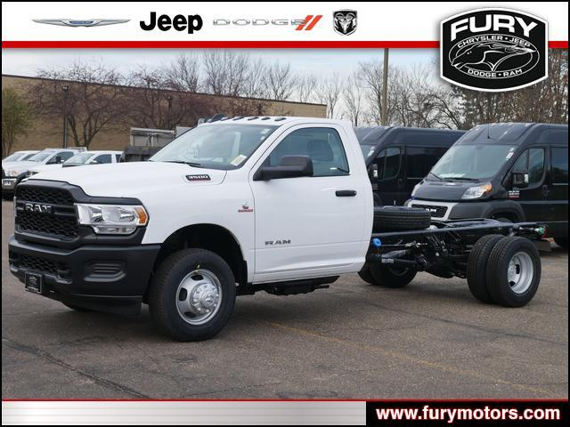 2020 Ram 3500 Chassis Cab 4WD Reg Cab 84 CA 167.5 WB St. Paul MN