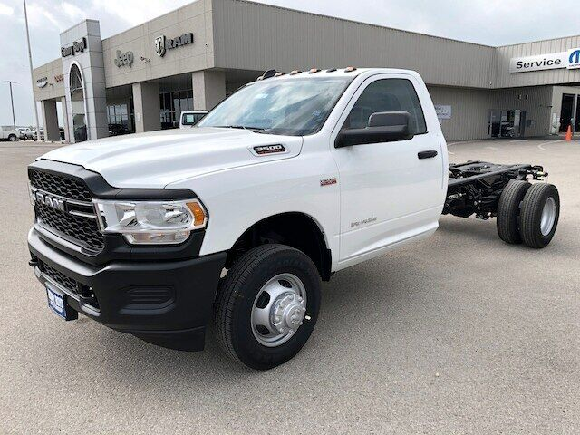 "2020 Ram 3500 Chassis Cab TRADESMAN CHASSIS REGULAR CAB 4X2 84 CA"" Gonzales TX"