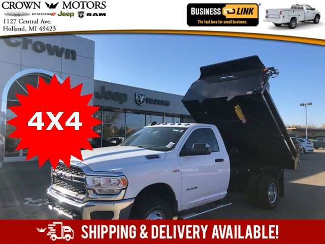 "2020 Ram 3500 Chassis Cab TRADESMAN CHASSIS REGULAR CAB 4X4 60 CA"" Holland MI"