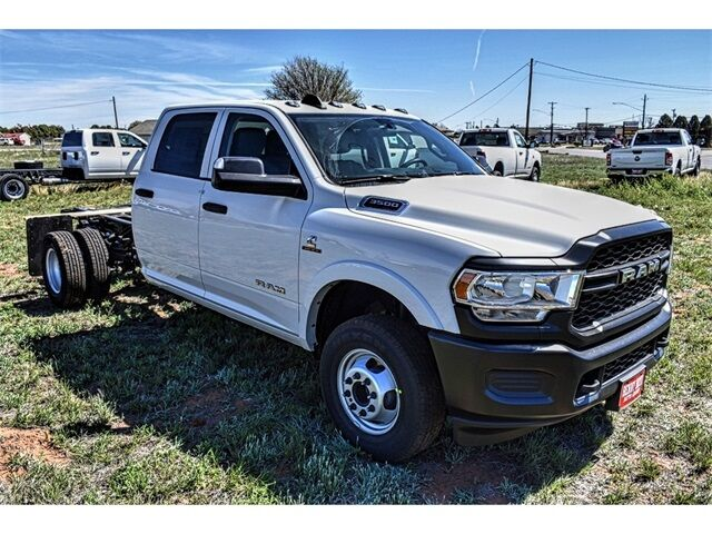 "2020 Ram 3500 Chassis Cab TRADESMAN CREW CAB CHASSIS 4X4 60 CA"" Andrews TX"
