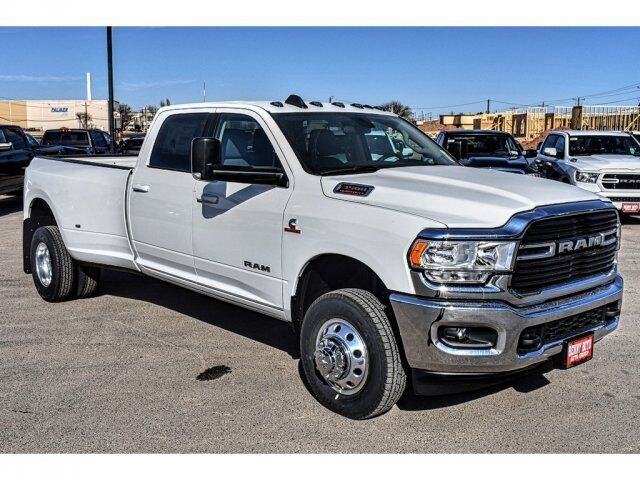 2020 Ram 3500 LONE STAR CREW CAB 4X4 8' BOX Andrews TX