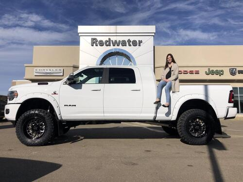 2020_Ram_3500_Laramie Mega Cab - Rig Ready Ram - Cummins Diesel - AISIN Transmission_ Redwater AB