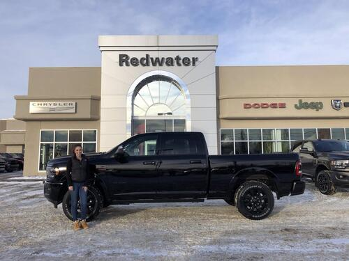 2020_Ram_3500_Limited Black Appearance Package - Cummins Diesel - AISIN Transmission_ Redwater AB