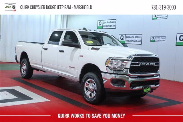 2020 Ram 3500 TRADESMAN CREW CAB 4X4 8' BOX Marshfield MA