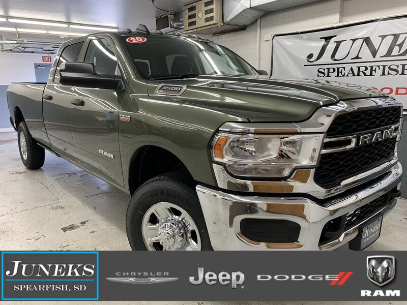 2020 Ram 3500 TRADESMAN CREW CAB 4X4 8' BOX Spearfish SD