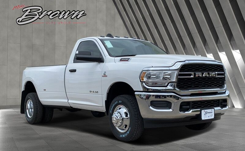 2020 Ram 3500 TRADESMAN REGULAR CAB 4X4 8' BOX Granbury TX