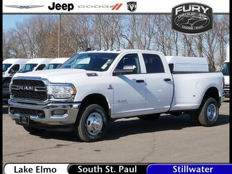 2020 Ram 3500 Tradesman 4x4 Crew Cab 8' Box Lake Elmo MN