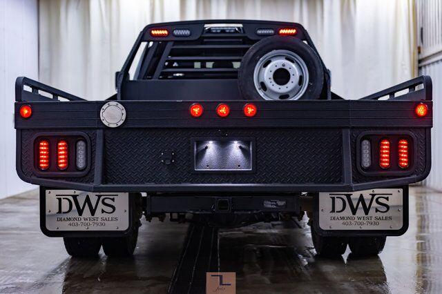 2020 Ram 4500 4x4 Crew Cab Laramie Diesel AISIN Deck Red Deer AB