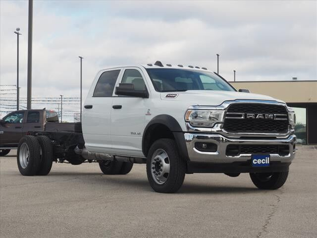 2020 Ram 5500 Chassis Cab TRADESMAN CHASSIS CREW CAB 4X4 84 CA""