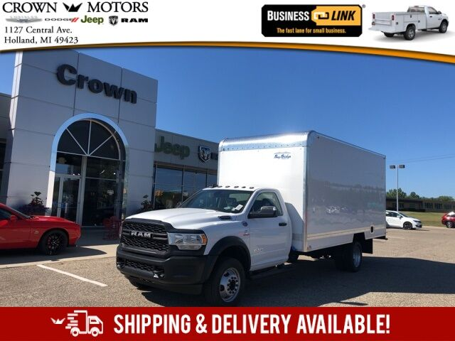 "2020 Ram 5500 Chassis Cab TRADESMAN CHASSIS REGULAR CAB 4X2 120 CA"" Holland MI"