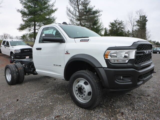 "2020 Ram 5500 Chassis Cab TRADESMAN CHASSIS REGULAR CAB 4X2 60 CA"" Knoxville TN"