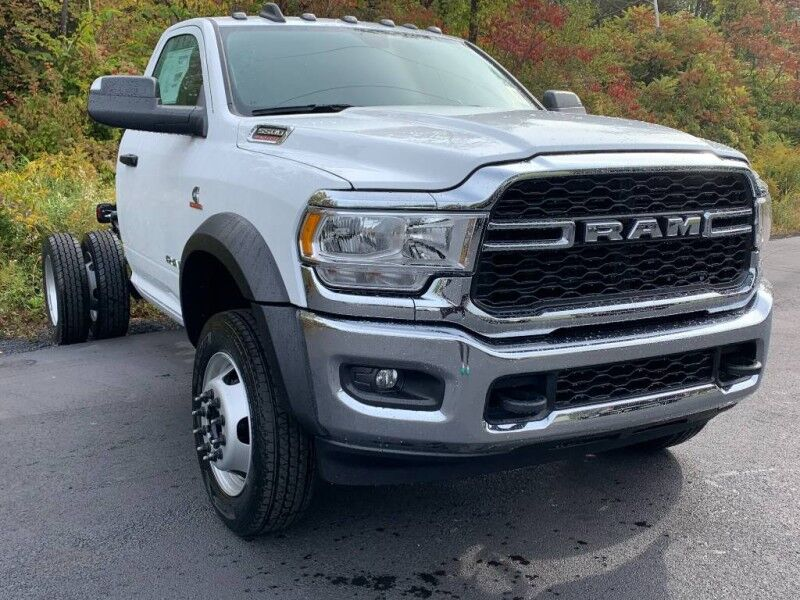 "2020 Ram 5500 Chassis Cab TRADESMAN CHASSIS REGULAR CAB 4X4 60 CA"" Little Valley NY"