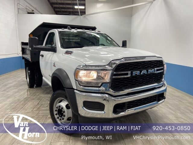 "2020 Ram 5500 Chassis Cab TRADESMAN CHASSIS REGULAR CAB 4X4 60 CA"" Plymouth WI"