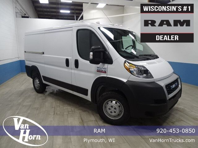 "2020 Ram ProMaster 1500 CARGO VAN LOW ROOF 136 WB"" Plymouth WI"