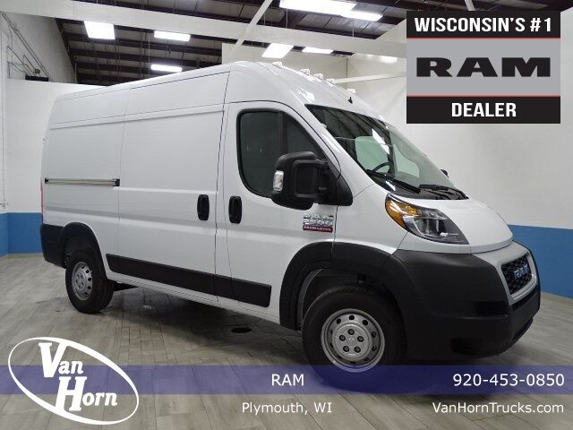 "2020 Ram ProMaster 2500 CARGO VAN HIGH ROOF 136 WB"" Plymouth WI"