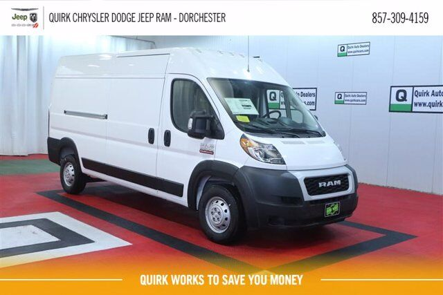 "2020 Ram ProMaster 2500 CARGO VAN HIGH ROOF 159 WB"" Boston MA"