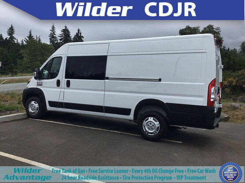 "2020 Ram ProMaster 3500 CARGO VAN HIGH ROOF 159 WB EXT"" Port Angeles WA"